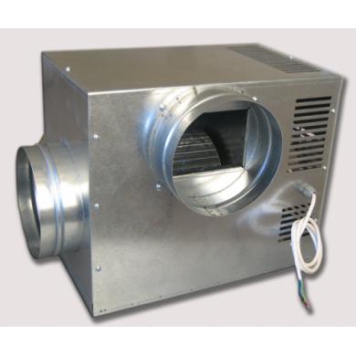 Центробежен вентилатор за горещ въздух