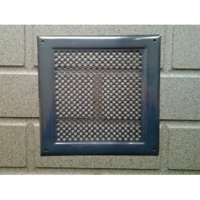 Плоски иноксови решетки за камини