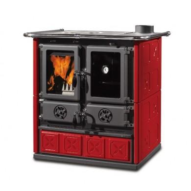 Готварска печка на дърва Rosetta Мaiolica 7.2 kW