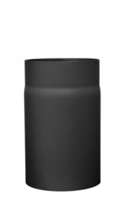 Черни димоотводни тръби 0.25 м