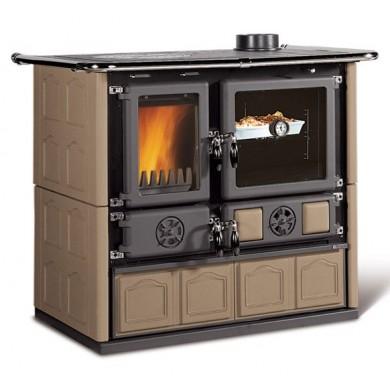 Готварска печка на дърва Rosa Мaiolica 6.5 kW