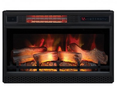 Електрическо огнище за вграждане Classic Flame 66 см