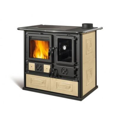 Готварска печка на дърва Rosa Reverse 8.1 kW