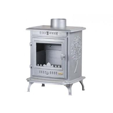 Чугунена печка на дърва Kaw-Met Р10 9.6 kW