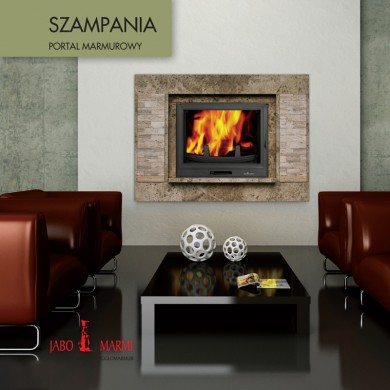 Облицовка от мрамор -SZAMPANIA