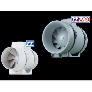 Канален дву-скоростен вентилатор за смесен поток VENTS TT