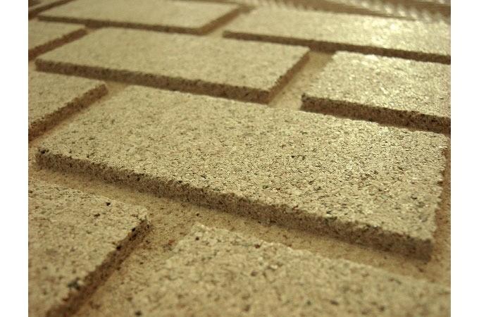Огнеупорна плоскост-вермикулит с размер 100 х 61 х 2.5 см, за камини, барбекюта и пещи