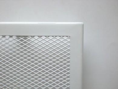 Декоративна решетка с тесен кант - 28х8 средна