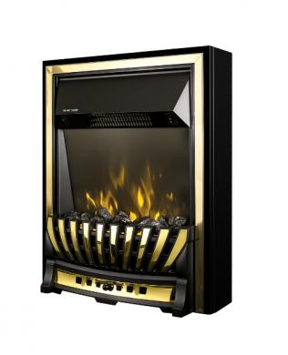 Електрическа камина за вграждане MERIDIAN  Art Flame