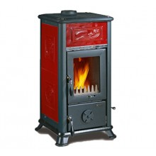 DORELLA L8 X - Wood burning stove small size made by La Nordica Italy