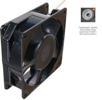 Високо-температурен вентилатор ВА 12 х 2 /с макс.дебит 150м³/