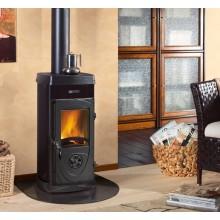 SUPER JUNIOR - Wood burning stove (Bruciatutto) made by La Nordica Italy