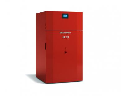 HP30 EVO 31.3 kW Италиански котел на пелети 898 м³