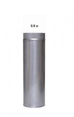 Димоотводна тръба от неръждаема стомана - инокс с дължина 50 см