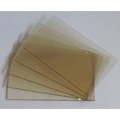 Огнеупорно стъкло за камини - японска стъклокерамика 5 мм