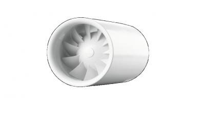 Канален вентилатор с двигател на лагери VENTS серия QUIETLINE Ø 100 мм капацитет до 100 m3/h