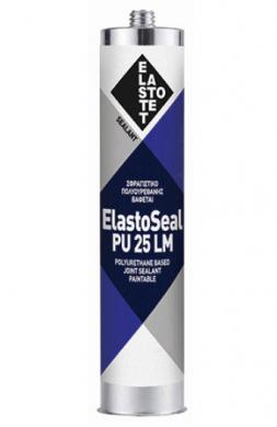 Силикон ElastoSeal PU 25 LM на полиуретанова основа 310 мл