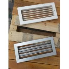 Алуминиеви вентилационни решетки решетки за камина CBPL - 225 мм