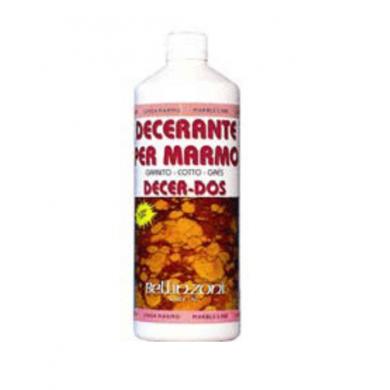 Почистващ от стари восъци препарат Decer-Dos