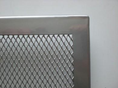 Декоративна решетка с тесен кант - 20х8 малка