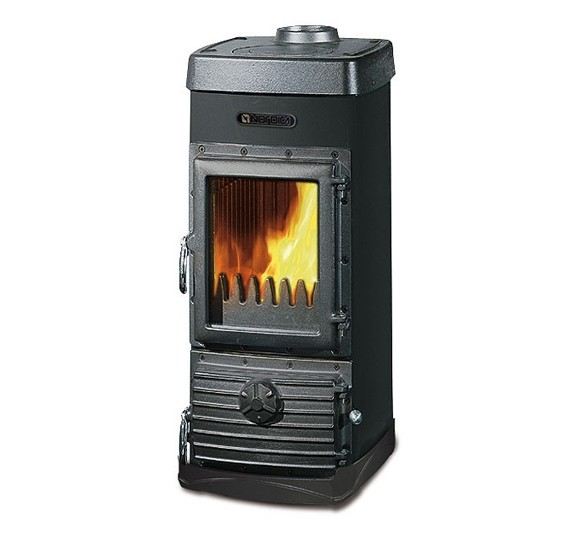 JUNIOR - Wood burning stove (Bruciatutto) made by La Nordica Italy