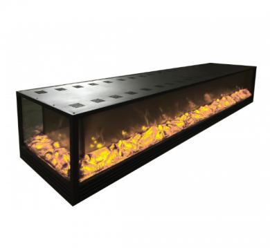 Електрическа камина за вграждане BARBADOS Art Flame