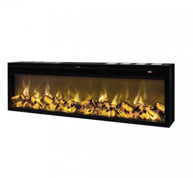 Електрическа камина за вграждане TANZANIA Art Flame