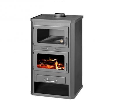 Печка на дърва Лотос Макс ВР 16 kW