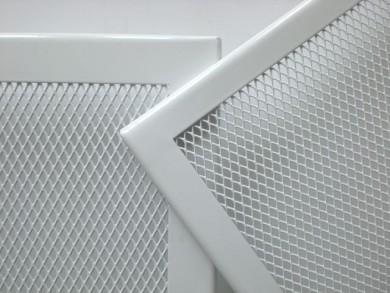 Декоративна решетка с тесен кант - 28х14 голяма