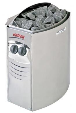 Електрическа печка-нагревател HARVIA VEGA 4,5 - 9 kW с вградено управление
