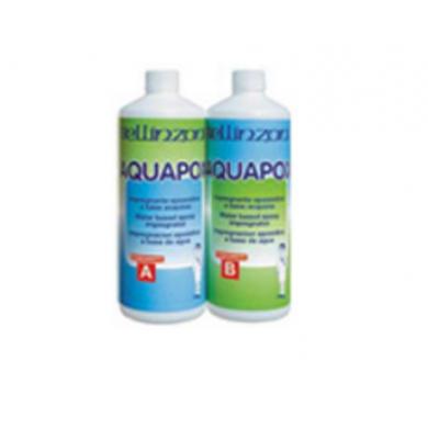Bellinzoni Aquapox епоксиден, екологичен импрегнатор на водна основа за защита на естествени камъни и бетонови структури