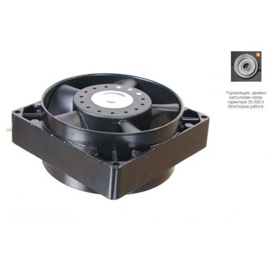 Високо-температурен вентилатор ВА14/2 ВТ /с макс. дебит 200 м³/