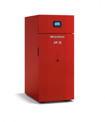 HP22 EVO 22 kW Италиански котел на пелети 630 м³
