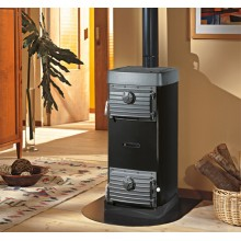MAJOR - Wood burning stove (Bruciatutto) made by La Nordica Italy