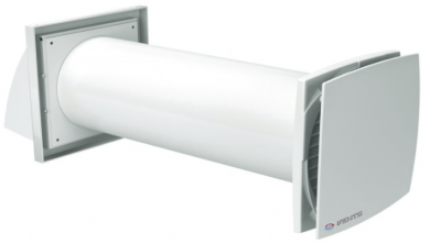 Реверсивен вентилатор VENTS SOLO RA1