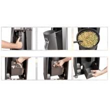 Flammy 7000 Plus уред за отопление на външни пространства с ингерирана маса