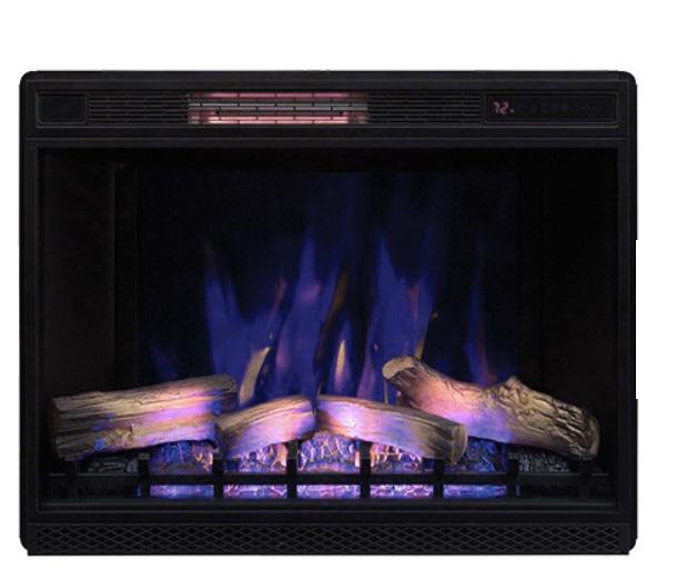 Електрическо огнище за вграждане Classic Flame 83 см