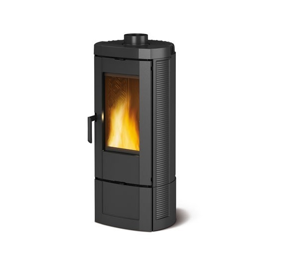 Wood burning stove candy made by La Nordica Italy