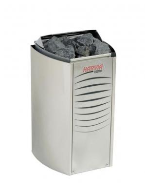 Електрическа печка-нагревател HARVIA VEGA COMPACT 2,3 - 3,5 kW без вградено управление