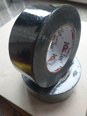 Черна хоби лента Duct tape