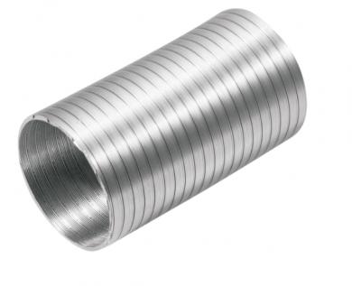 3 метров алуминиев въздуховод от Ø 50 до Ø 350 мм макс темп. +225°C