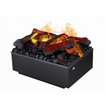 Dimplex Cassette 1000 електрическа огнище с ефект 3D пламък и звук
