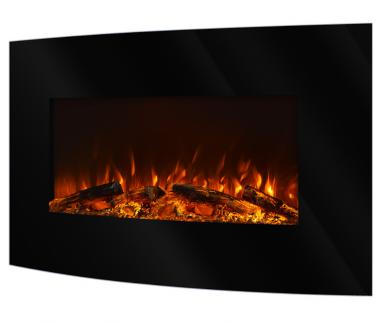 Ел огнище за стена Masomi Santorini 36 inch 1600 W
