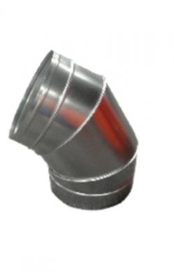 Коляно 60° за спирални тръби