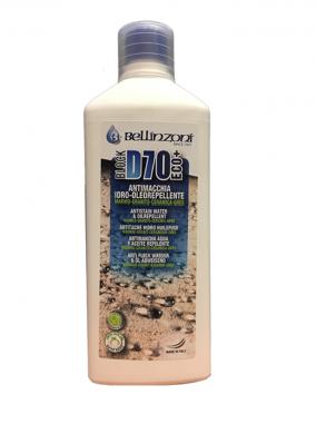 Block D70 ECO+ водо и масло отблъскващ препарат за мрамор, гранит и други